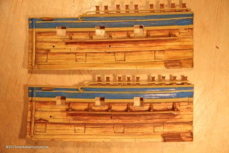 Le plastique c'est fantastique (HMS Victory) - Page 6 Deep17-hull_6566