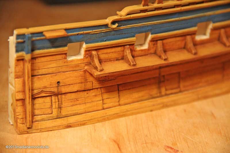 Le plastique c'est fantastique (HMS Victory) - Page 6 Deep17-hull_6576